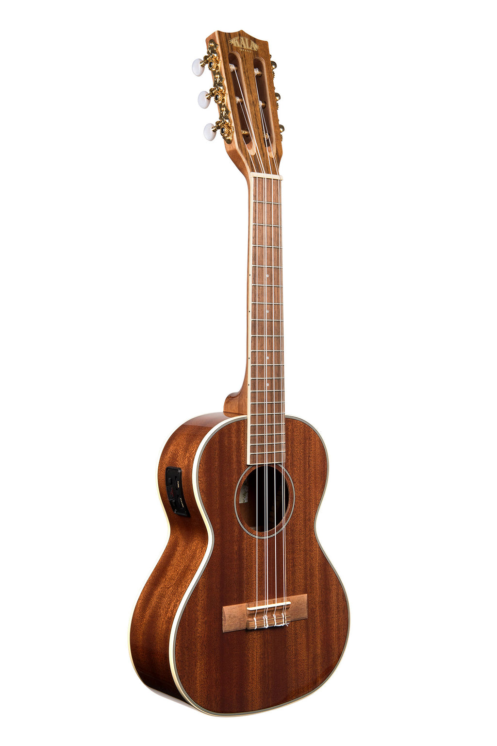 Gloss Mahogany Tenor 6-String w/ EQ
