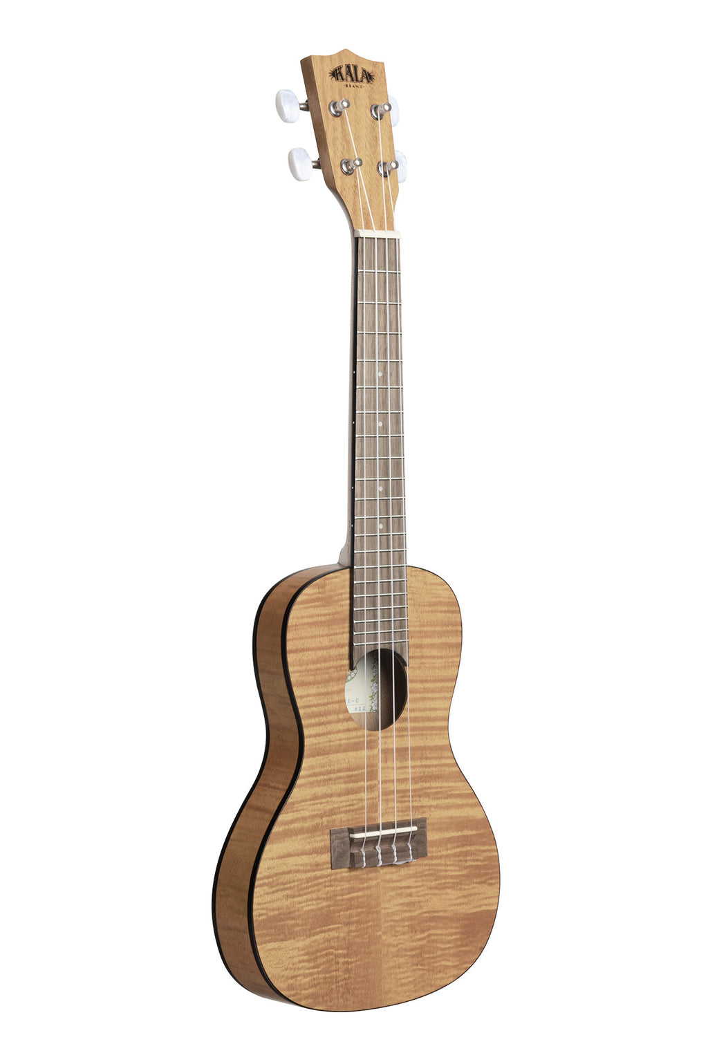 Exotic Mahogany Travel Concert