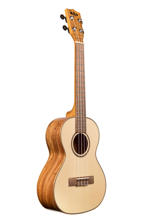 Solid Spruce Flame Maple Tenor