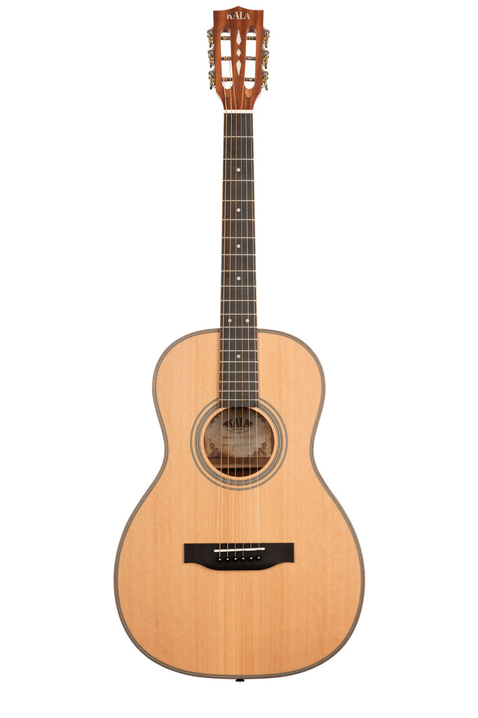 Solid Cedar Top Parlor Guitar
