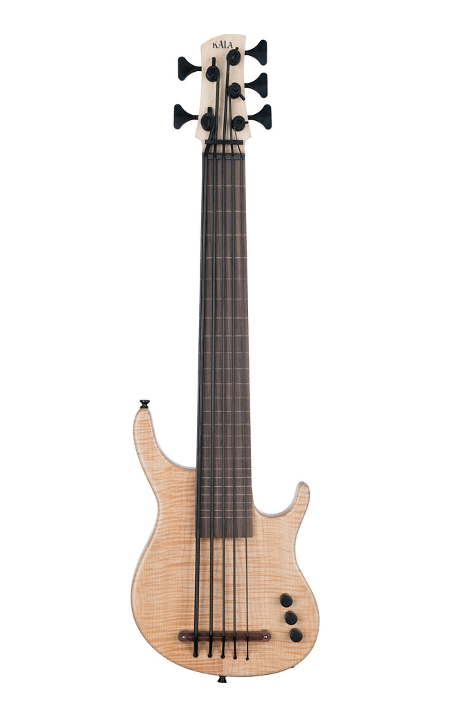 Solid Body Maple 5-String Fretless