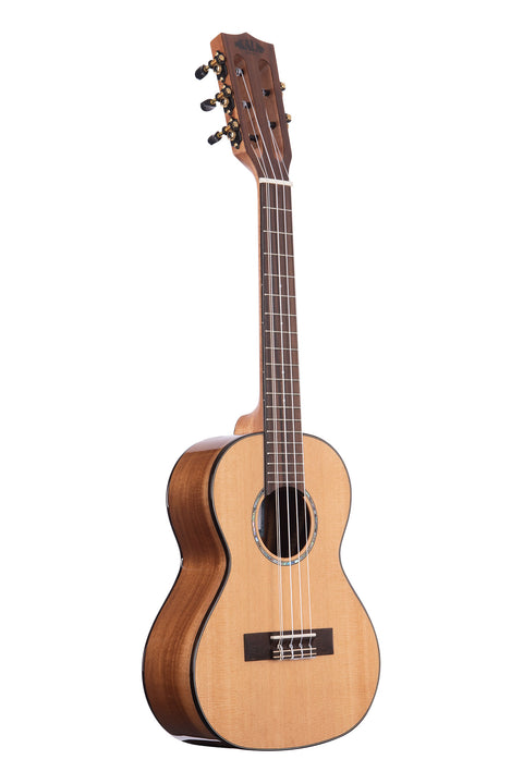 Gloss Solid Cedar Top Acacia 5 String Tenor