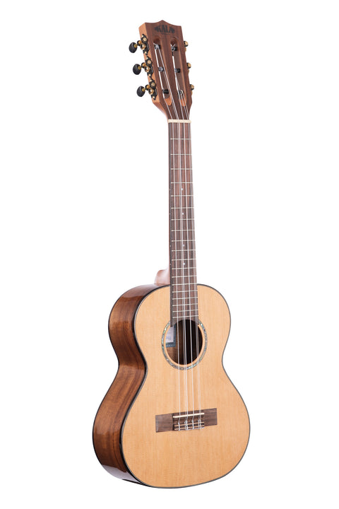 Gloss Solid Cedar Top Acacia 6 String Tenor