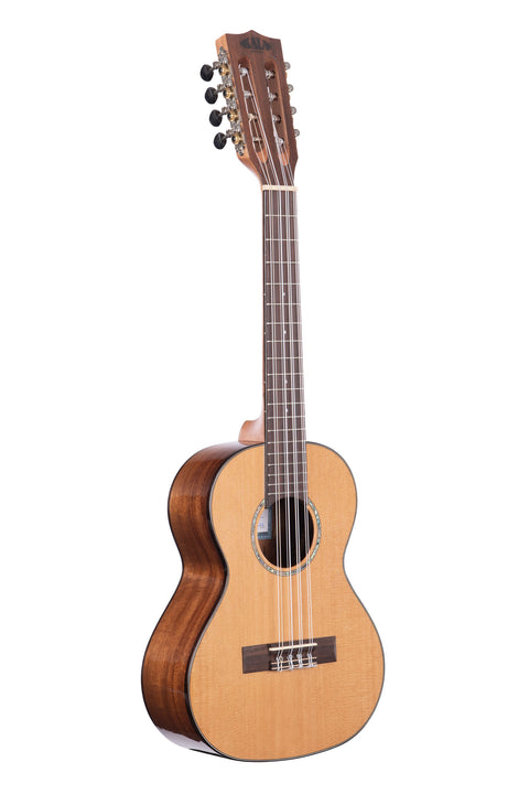 Gloss Solid Cedar Top Acacia 8 String Tenor
