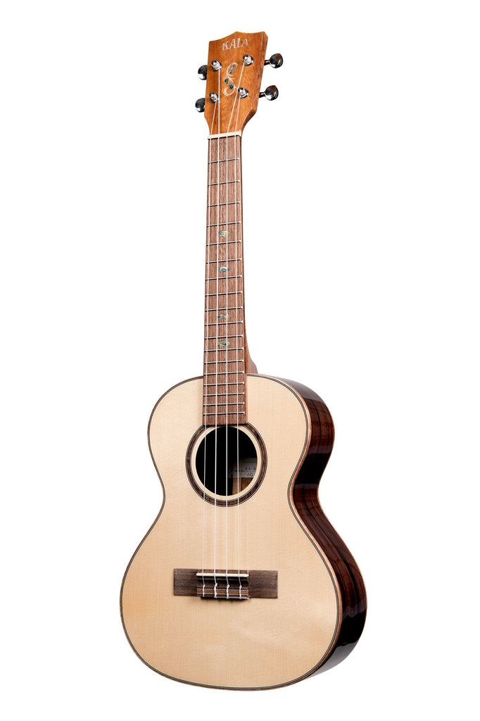 Solid Spruce Tri-Back Tenor