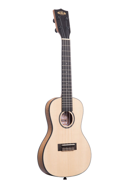 Solid Spruce Top Koa Travel Concert