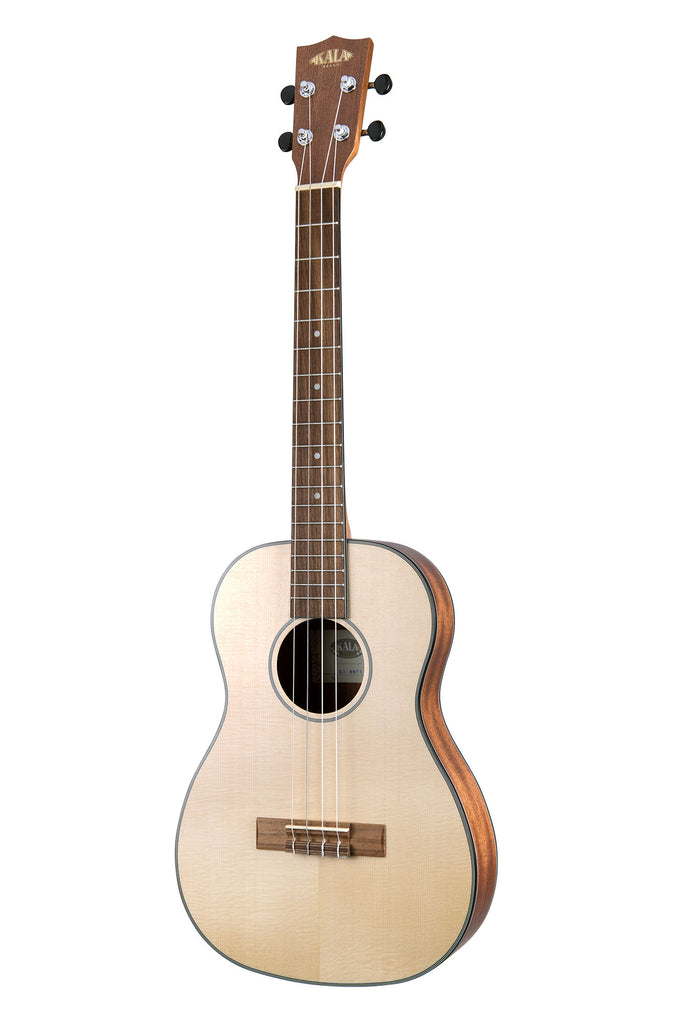 Solid Spruce Travel Baritone