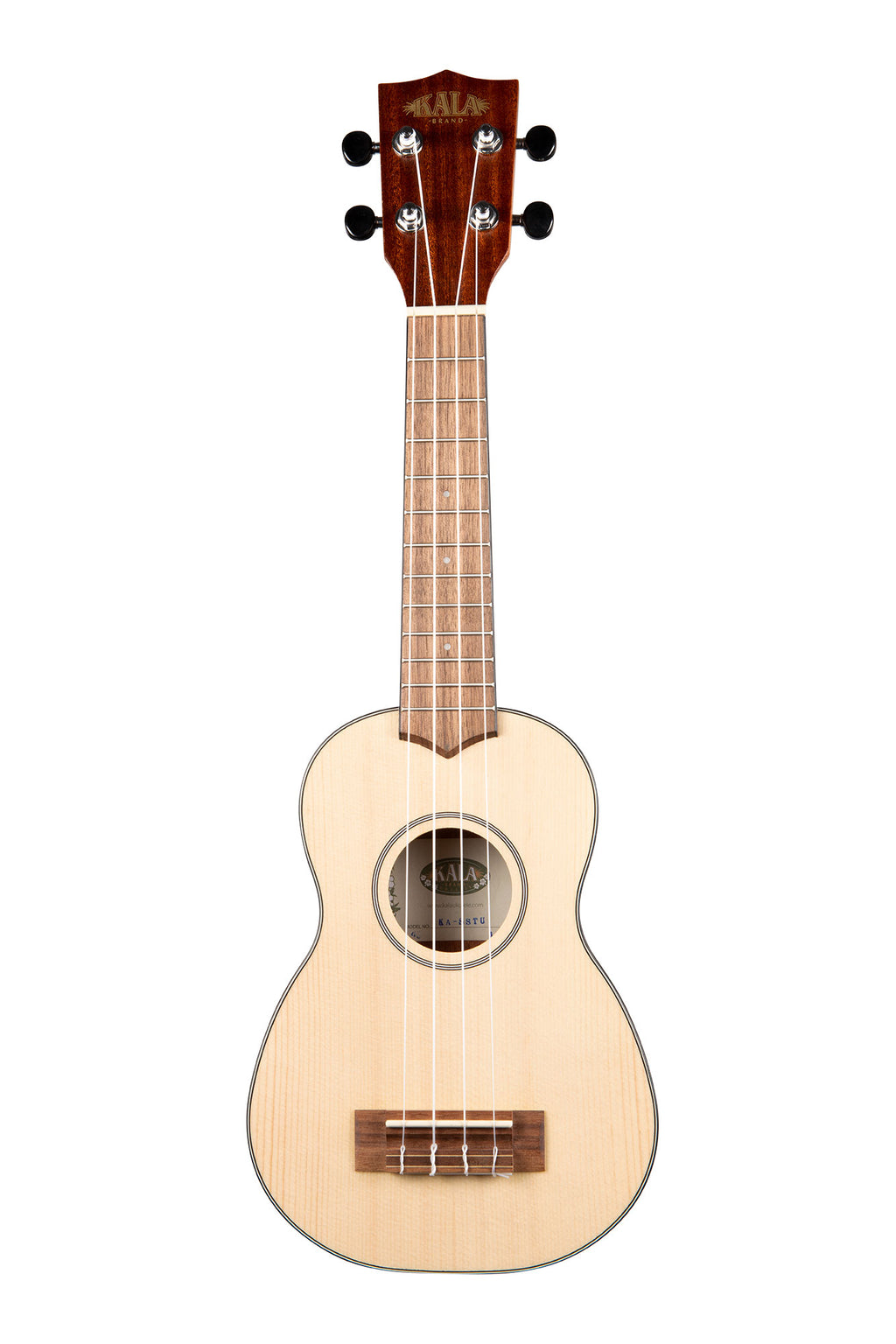 Solid Spruce Travel Soprano