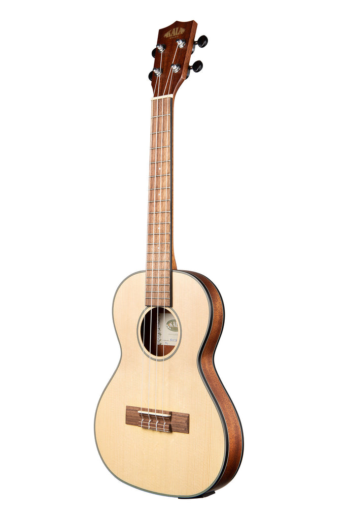 Solid Spruce Travel Tenor w/ EQ