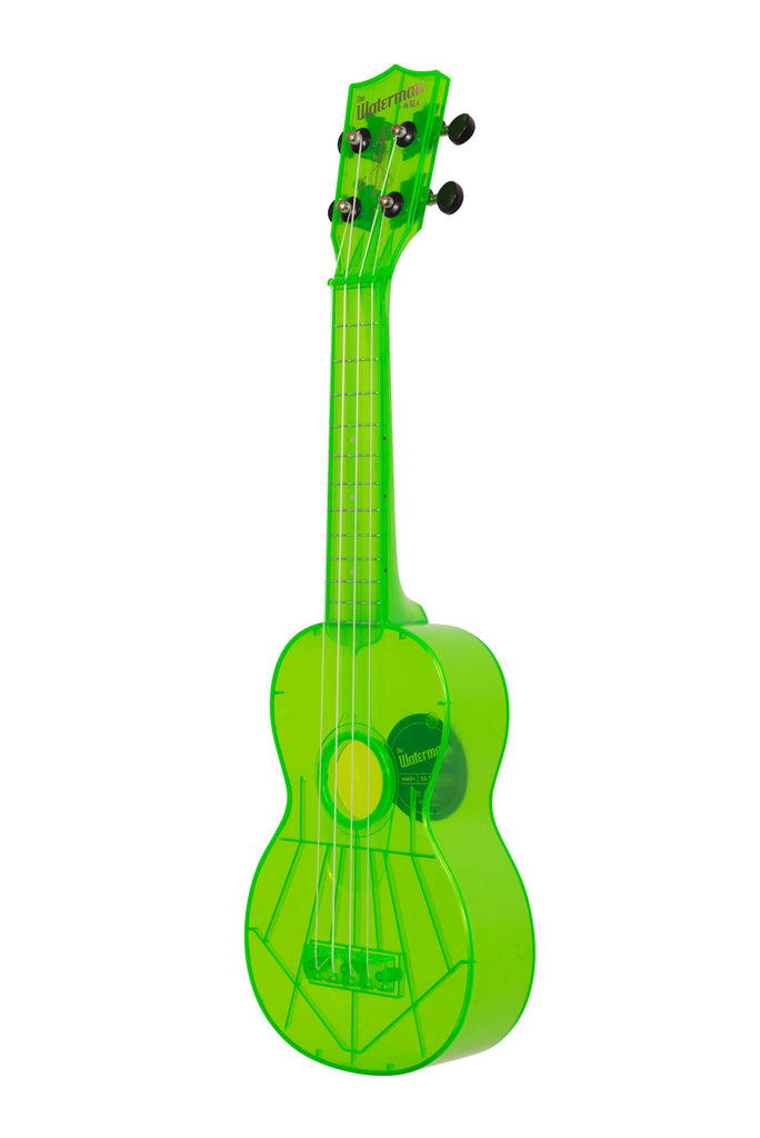Fluorescent Sour Apple Green Soprano Waterman