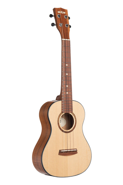 Port Orford Cedar Top Hawaiian Koa Tenor
