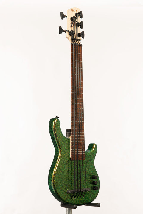 Cosmic Green 5 String Fretted California U•BASS®