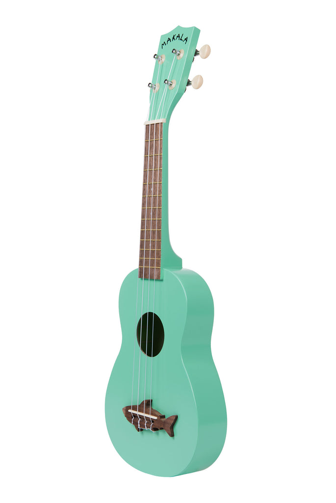 Surf Green Soprano Shark