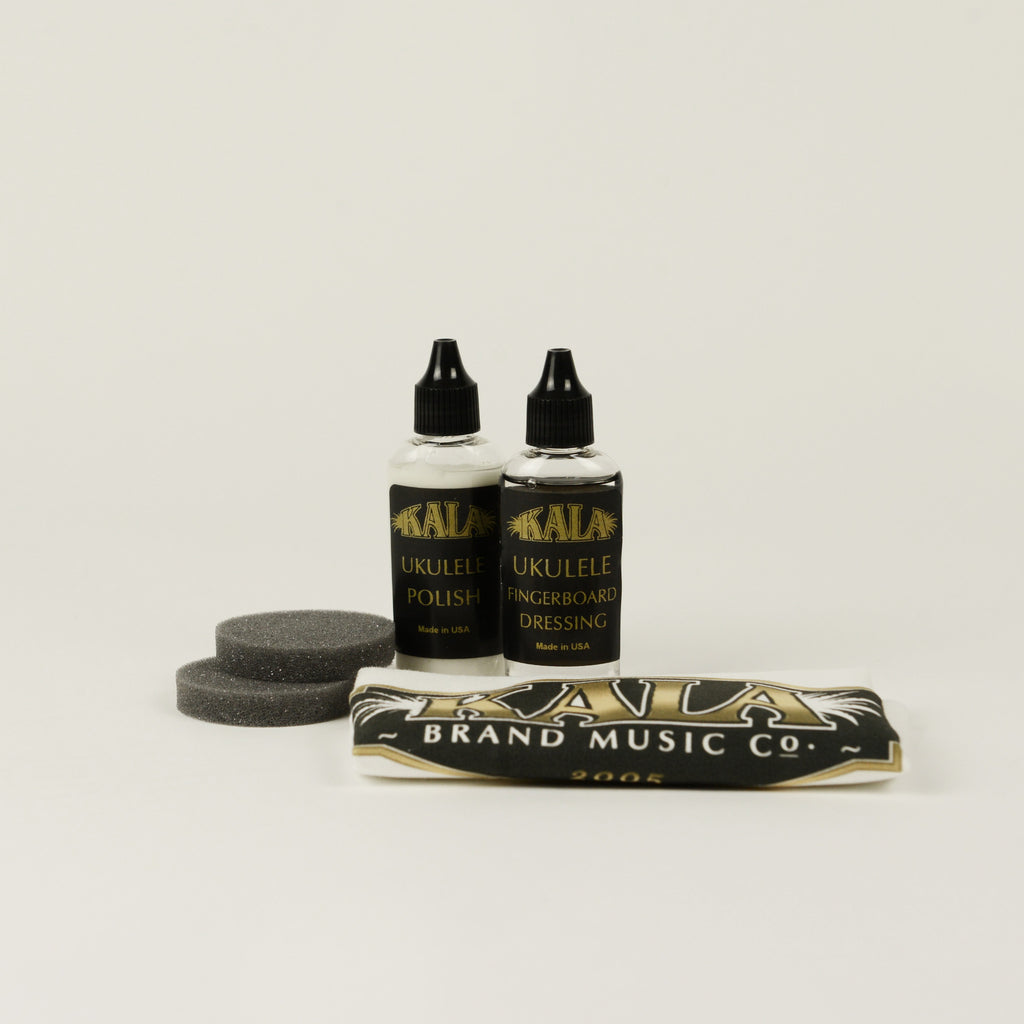 Ukulele Polishing Kit