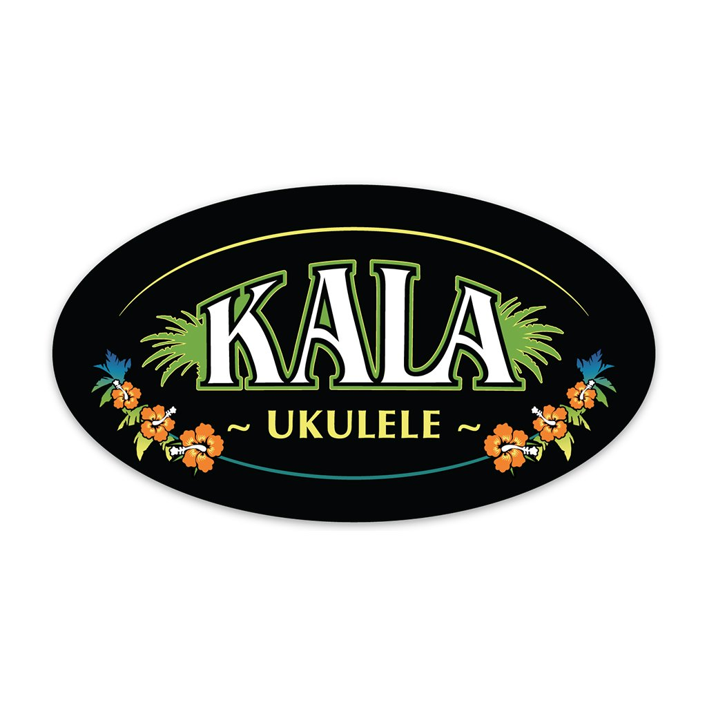 Kala Oval Logo Sticker