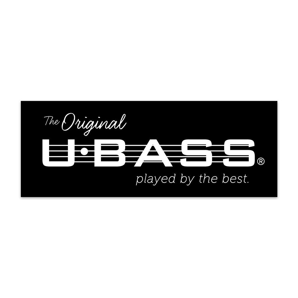 Kala U•BASS Sticker