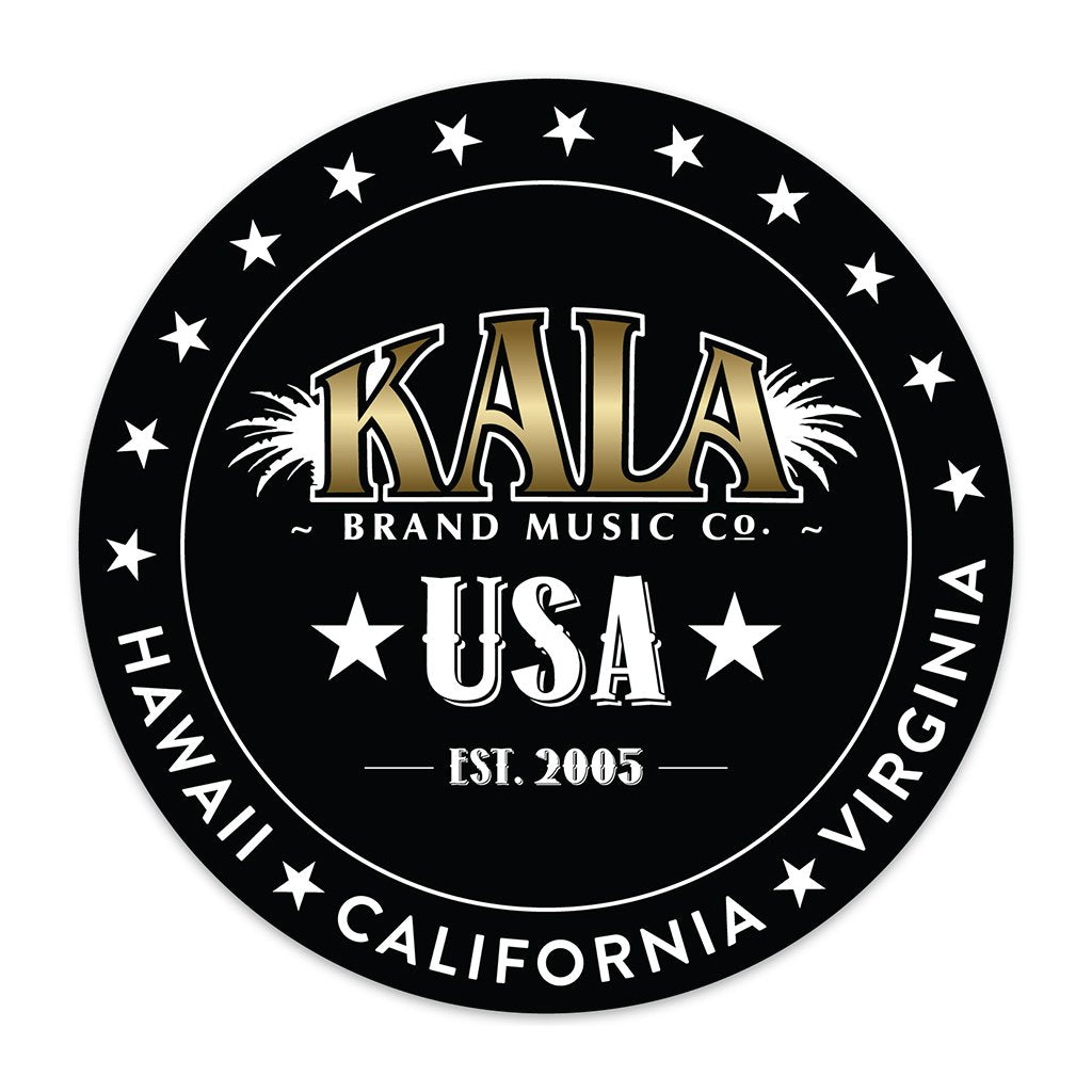 Kala USA Circle Sticker