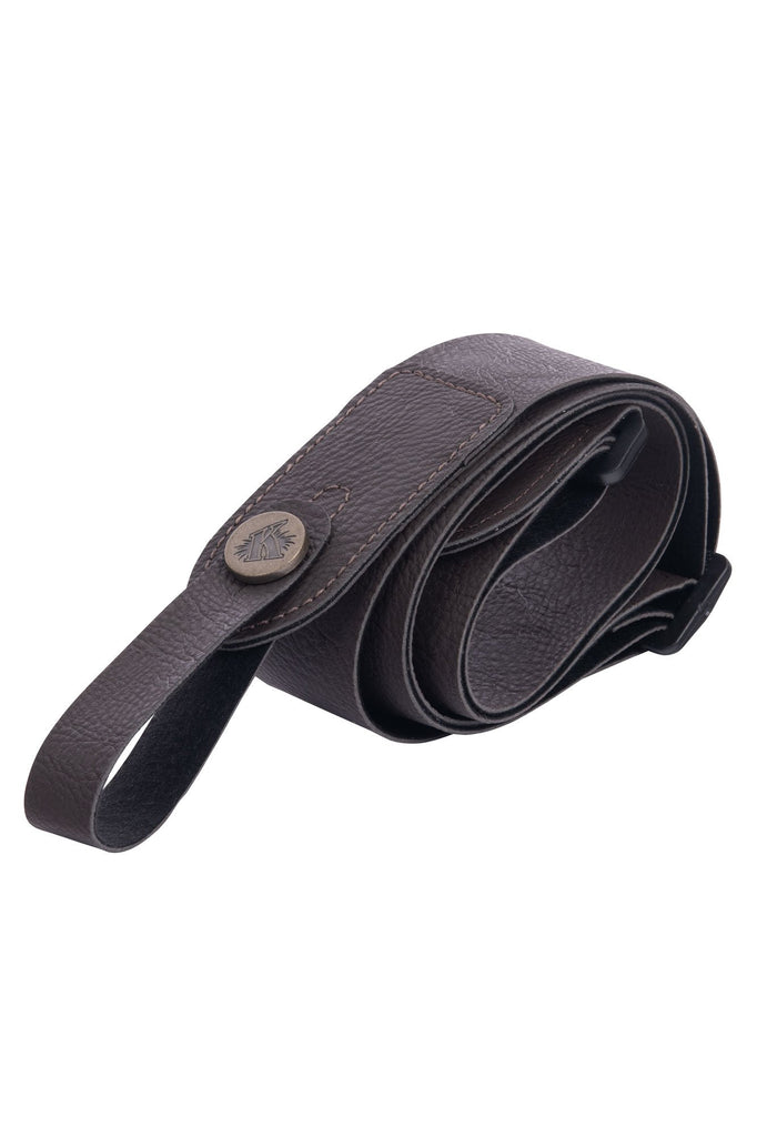 Eco Brown Faux Leather Strap