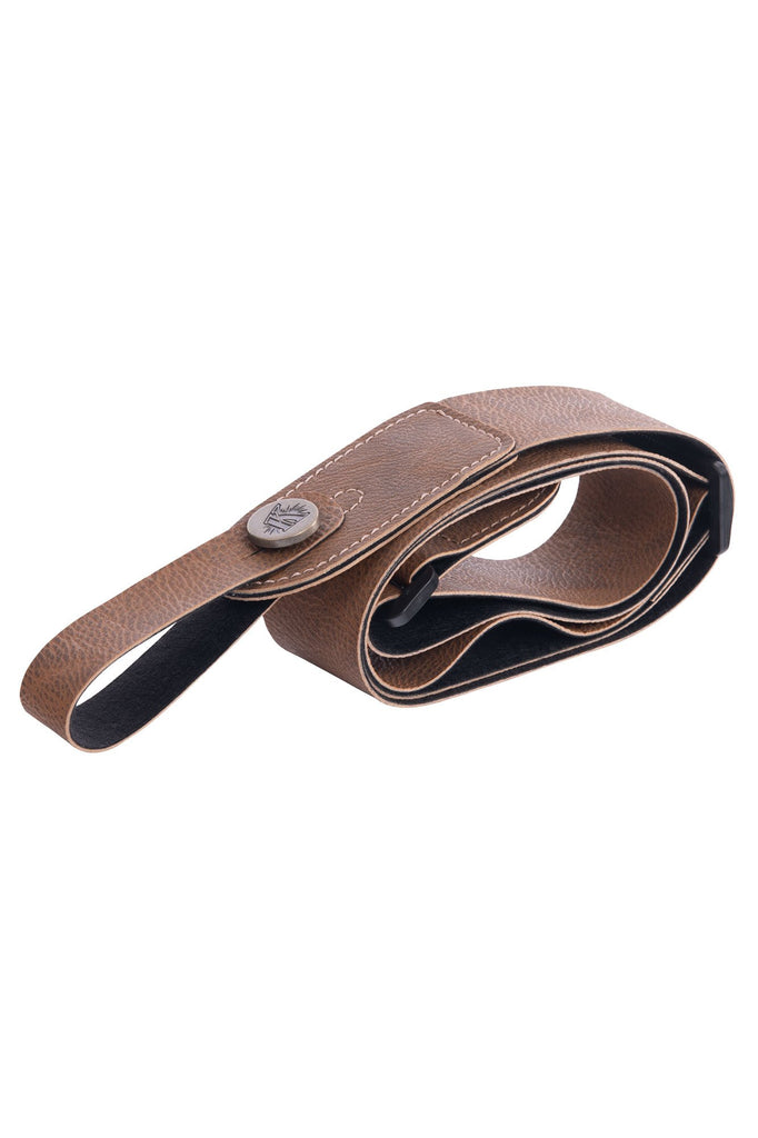 Eco Whiskey Faux Leather Strap