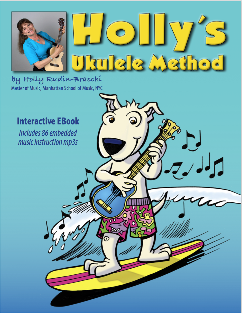 Holly's Ukulele Method