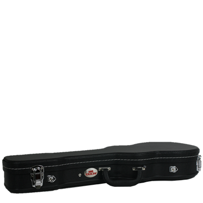 Travel Tenor Ukulele Black Hardcase