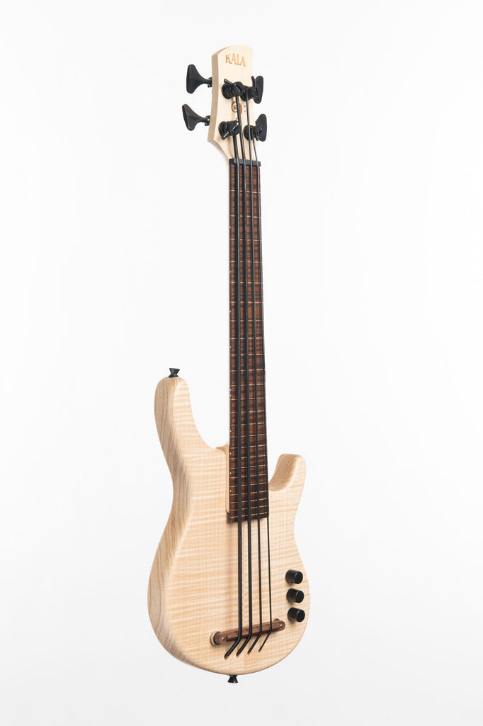 Maple 4 String Fretless California U•BASS®
