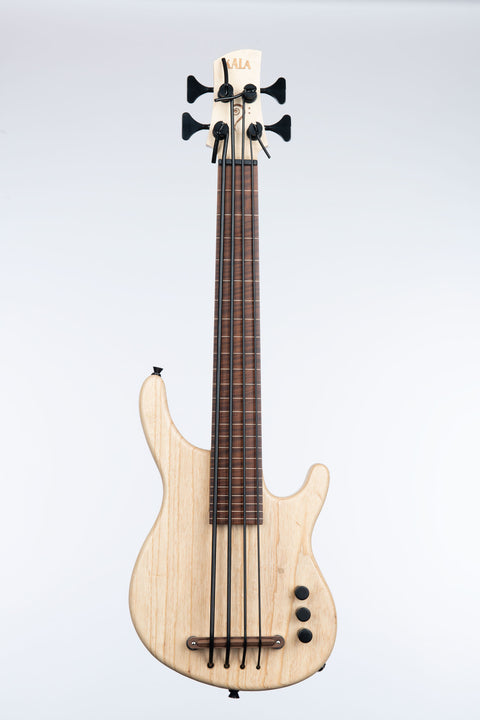 Natural 4 String Fretless