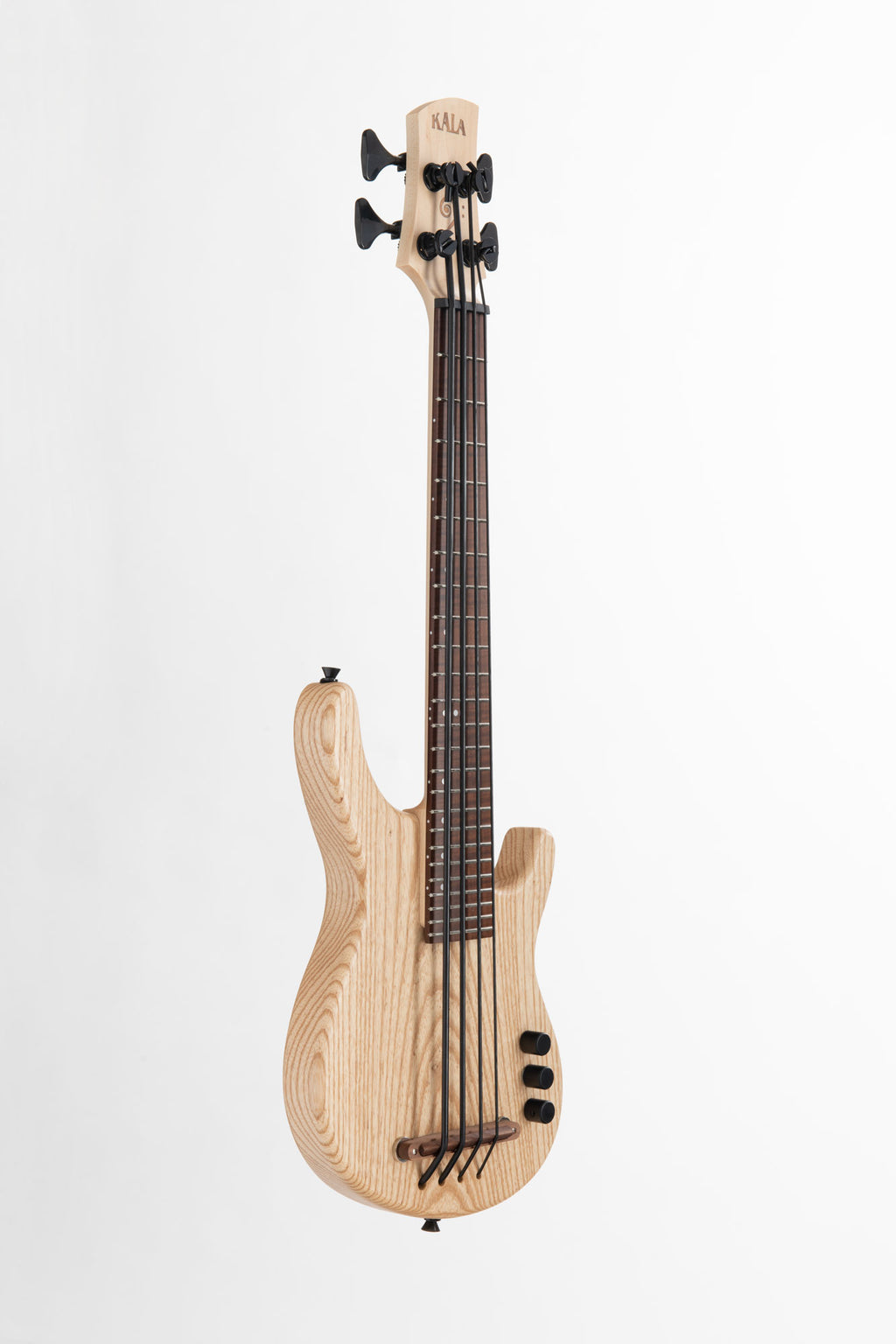 Natural 4 String Fretted California U•BASS®
