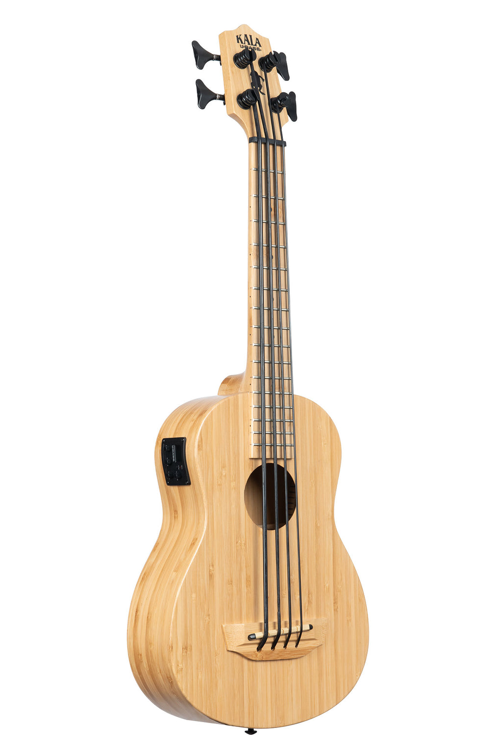 Bamboo Fretted U•BASS ®