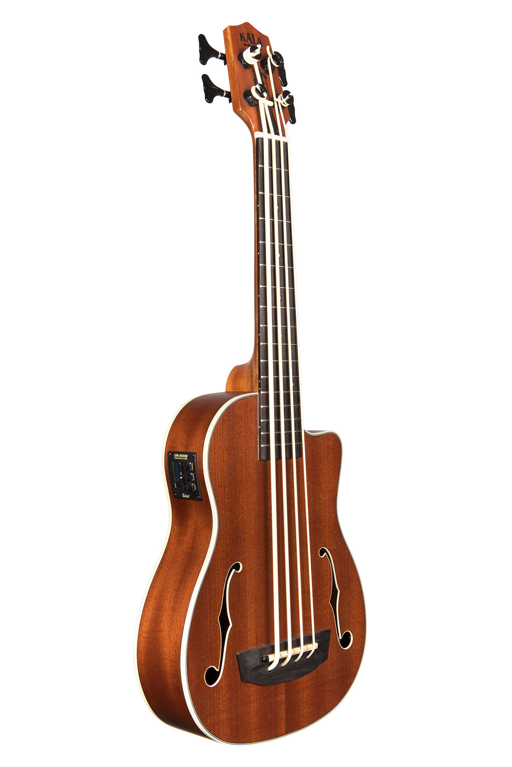 BLEM - Journeyman Acoustic-Electric U•BASS® with F-Holes