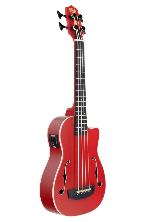 Red Journeyman Mahogany U•BASS®