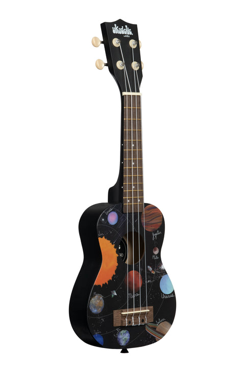 Spaced Out Ukadelic Soprano Ukulele