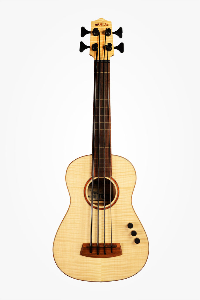 California Maple Acoustic-Electric UBass