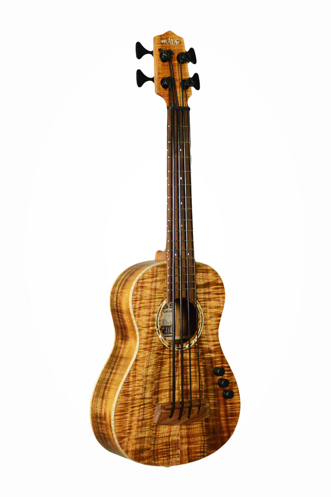 Solid Figured Koa Acoustic-Electric