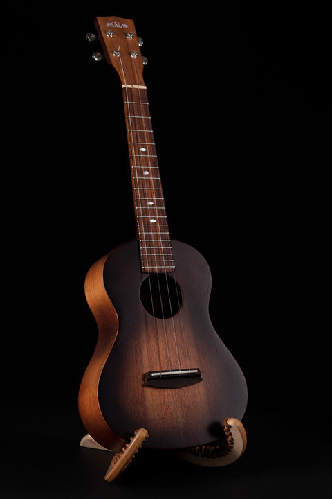 Satin Hawaiian Koa Tobacco Burst Tenor Ukulele