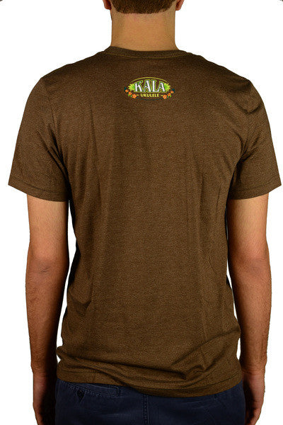 Classic Surf Logo - Brown