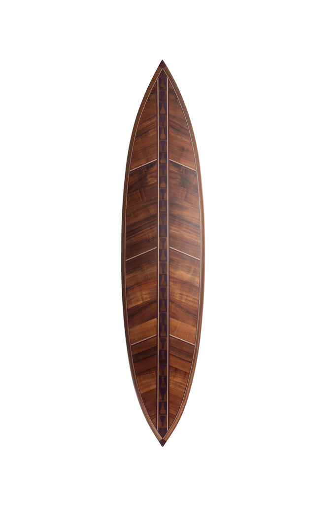 Limited: Kala Elite USA Poi Pounder Surfboard / Ukulele Duo