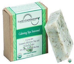 Soap Bar - Calming Spa Seaweed