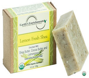 Soap Bar - Lemon Fresh Shea