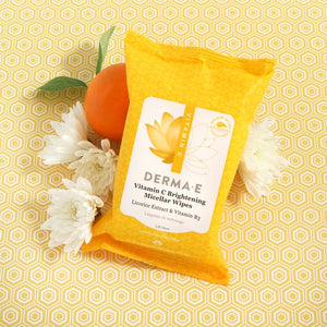 Vitamin C Brightening Micellar Wipes