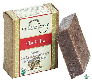 Soap Bar - Chai La Tea