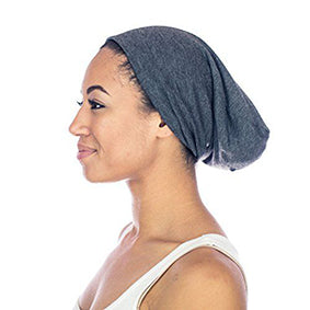 Satin-Lined Cap (SLap) - Gray