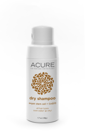 Dry Shampoo Argan Stem Cell + CoQ10