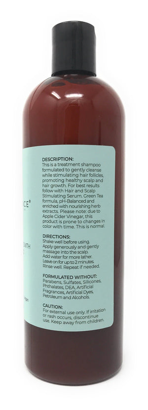 Jumbo Clarifying Growth Shampoo
