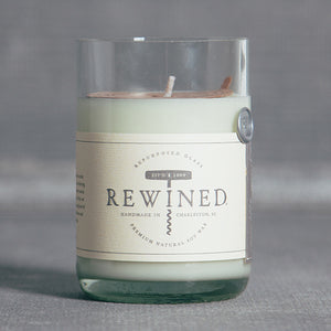 Signature Candle - Rose Blanc