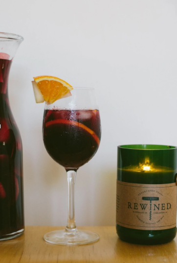 Signature Candle - Sangria
