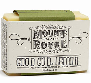 Soap - Good God Lemon