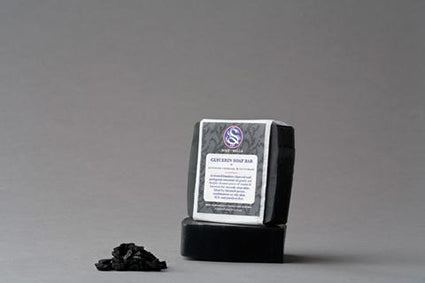Soap Bar - Activated Charcoal & Petitgrain