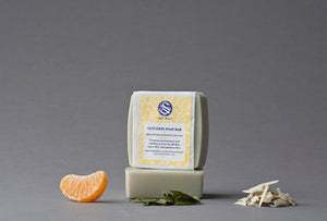 Soap Bar - Shea Butter, Tangerine & Clay