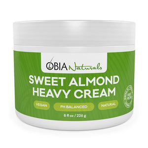 Sweet Almond Heavy Cream